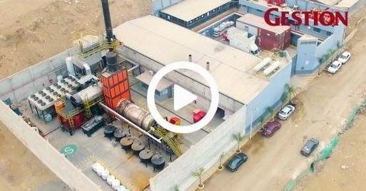 Así opera la planta de tratamiento térmico de residuos hospitalarios | Diario Gestión
