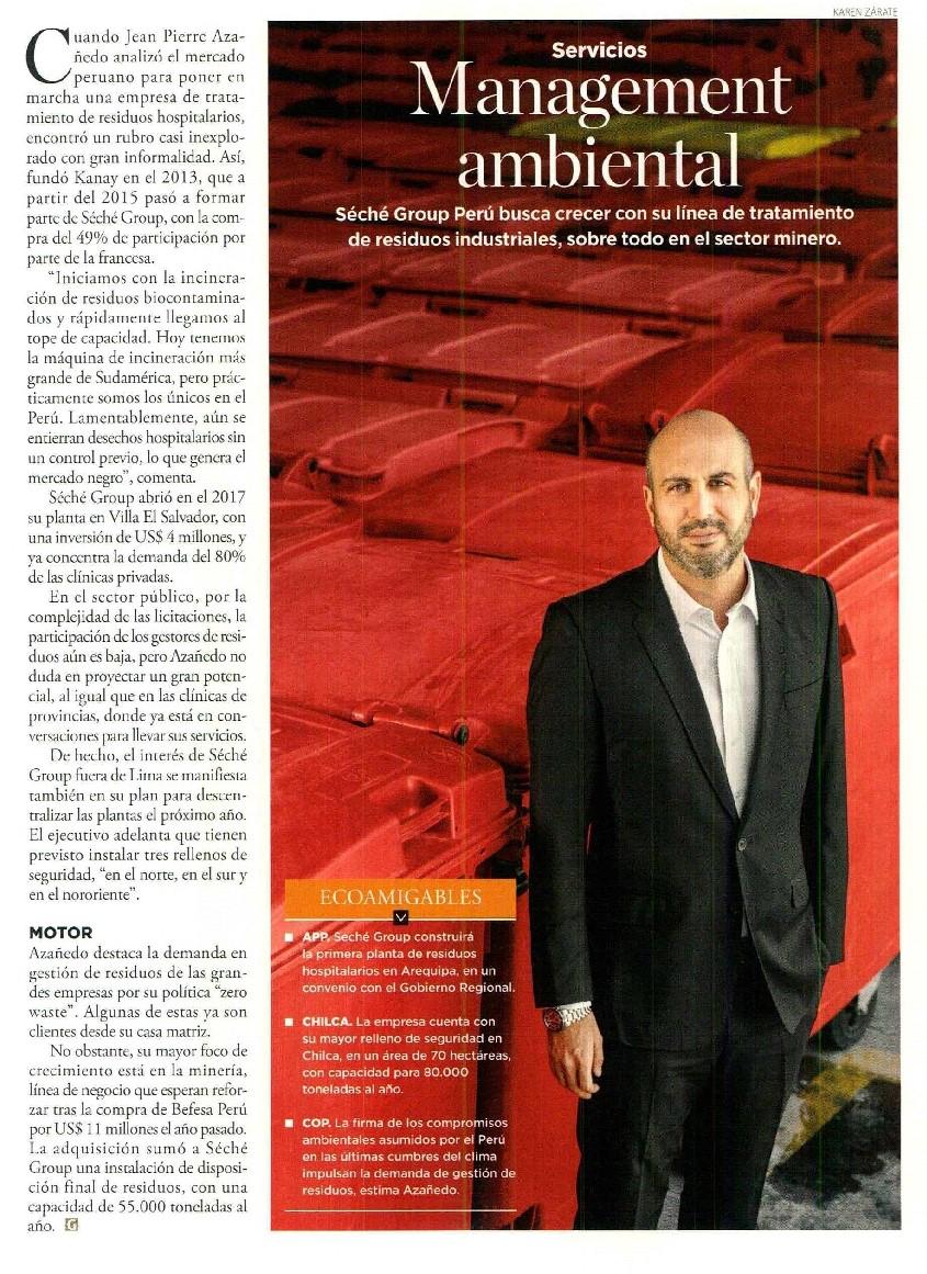 Management Ambiental | Revista G de Gestión