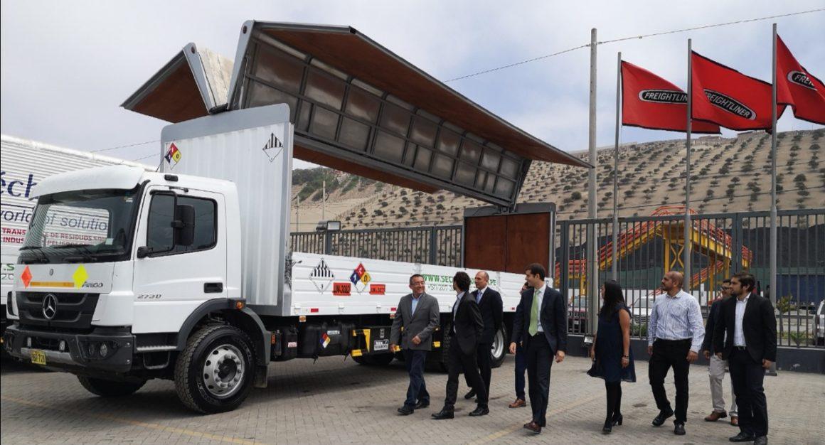 DIVEMOTOR | Séché Group Perú reafirma su confianza en Divemotor